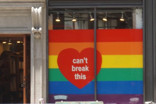 NYC Shop Window