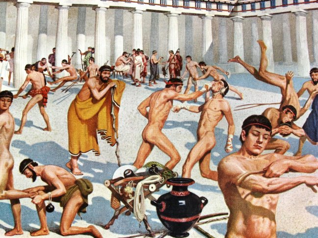 Ancient Athletes Training .jpg
